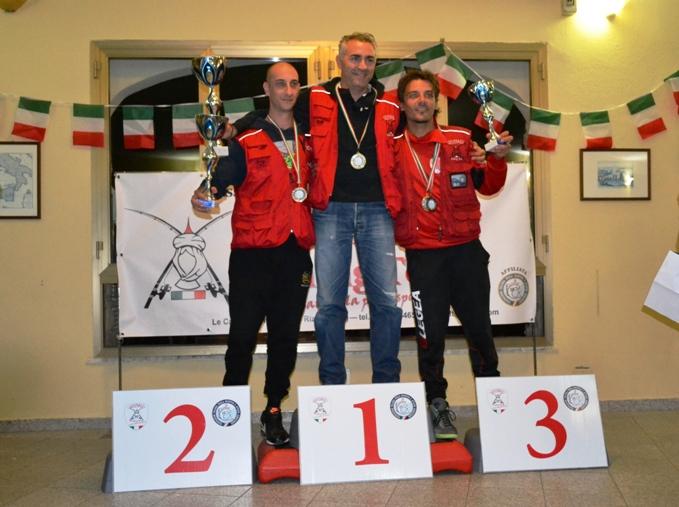 Vincitore FINALE Campionato Individuale 2014