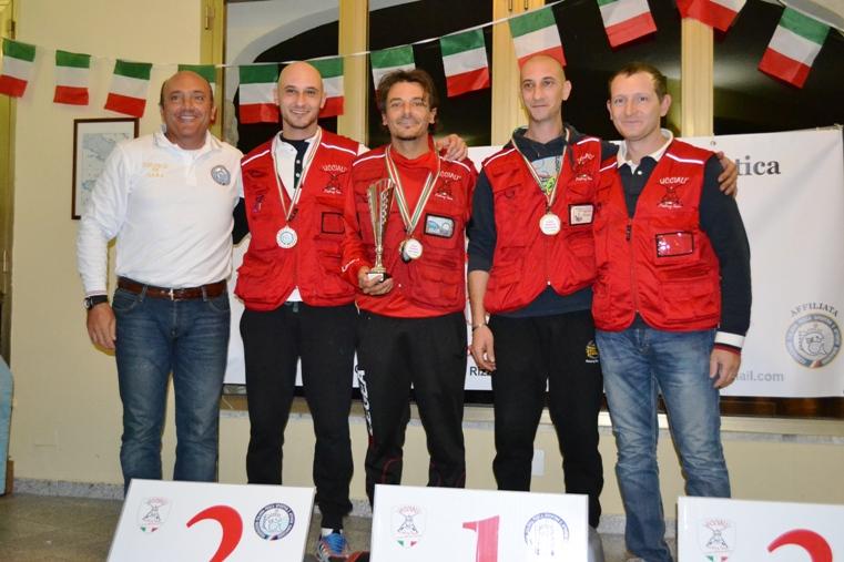 Vincitori FINALI Campionato a Squadre UCCIALI B