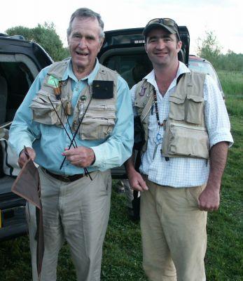 bush-president-fly-fishing