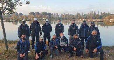 TROFEO DELLE REGIONI FISHERIES LOMBARDIA: TEAM LBF PRESTON INNOVATIONS SUL GRADINO PIU' ALTO DEL PODIO
