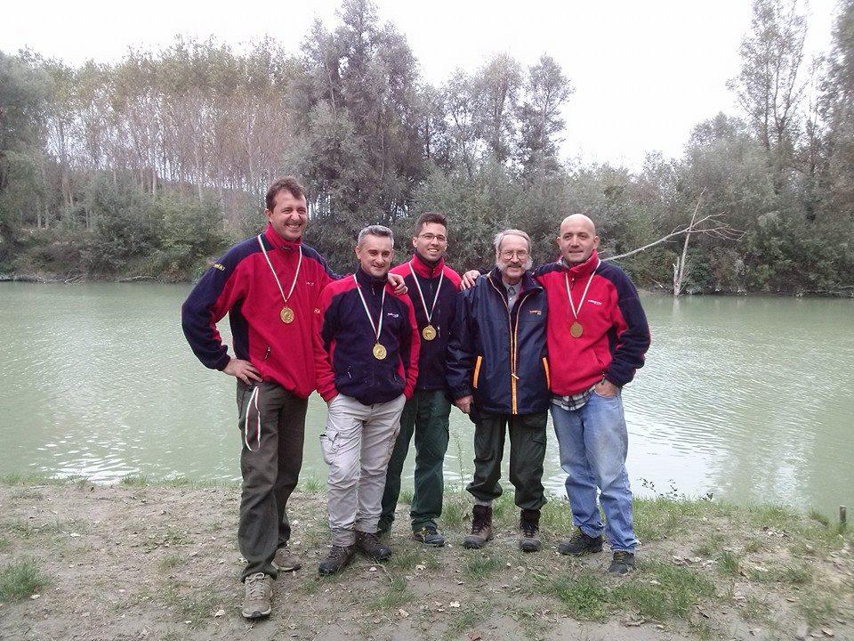 BARRIERA NIZZA CAMPIONI REGIONALE PIEMONTE