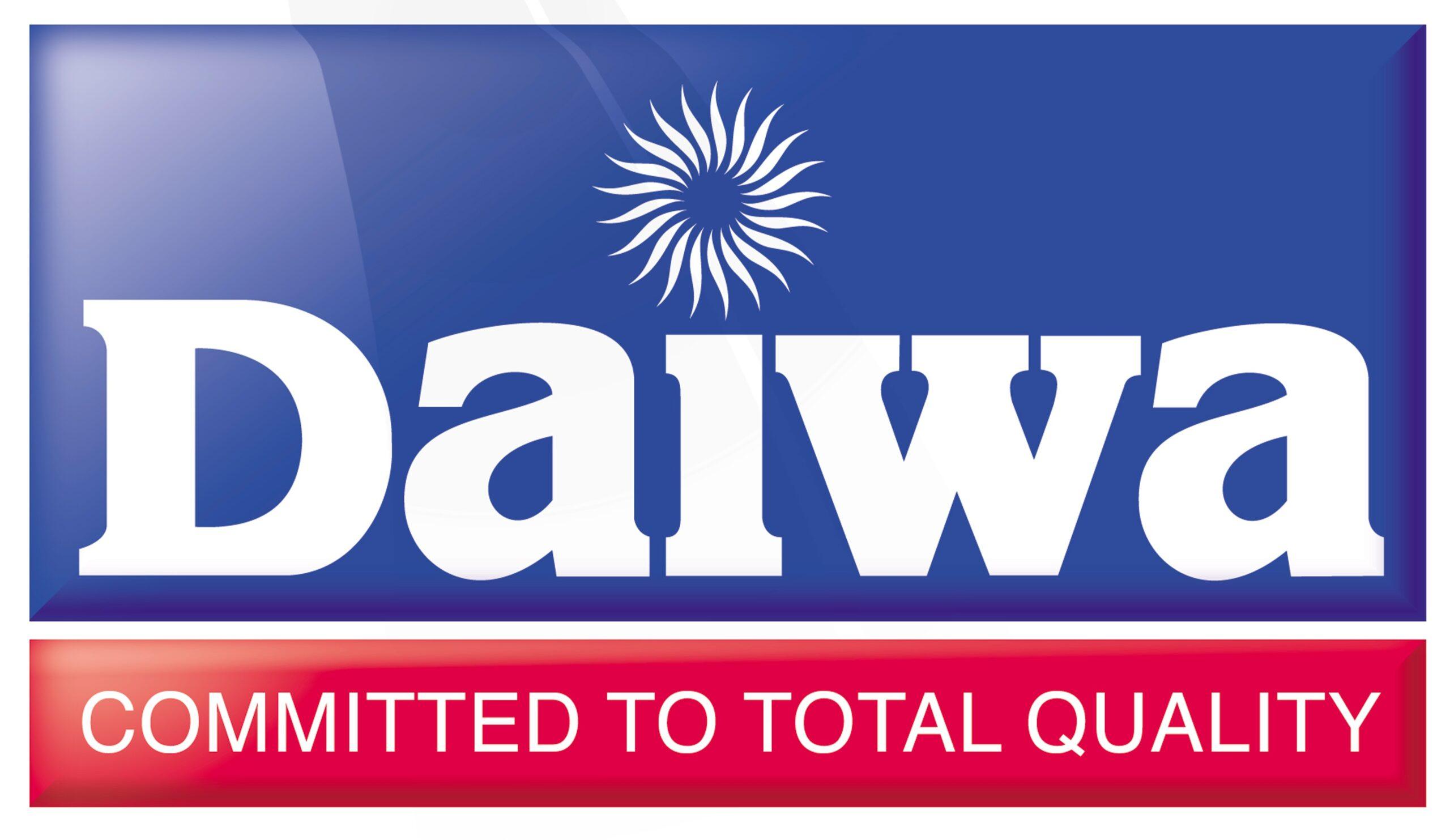 Daiwa logo 3d