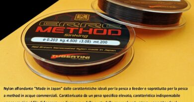 MONOFILO ERRE METHOD Red by Tubertini