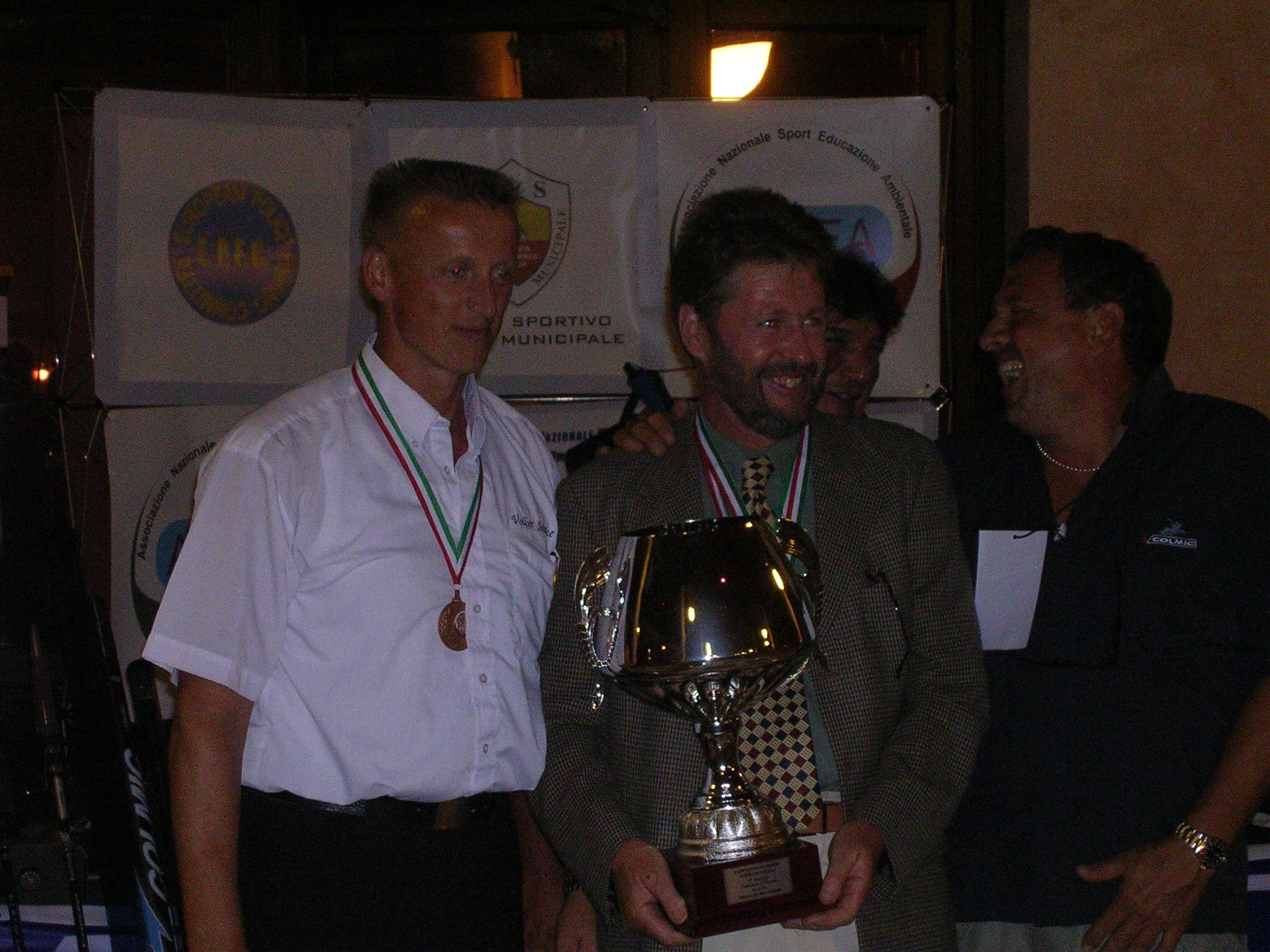 IL CAMPIONE EUROPEO 2009