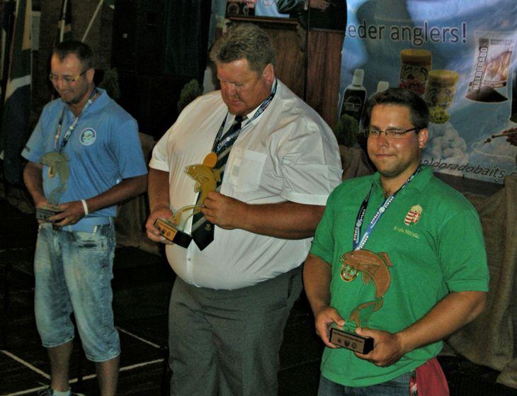 Il podio individuale, Willemse, Konopasek e Sivak - Copia