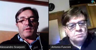 TANTE IDEE NELL'AGENDA DI ANTONIO FUSCONI, RESPONSABILE SETTORE PESCA DI SUPERFICIE FIPSAS