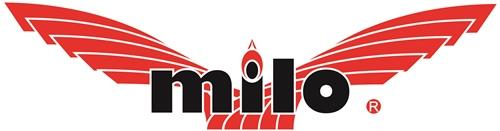 Logo Colibri Rosso Nero