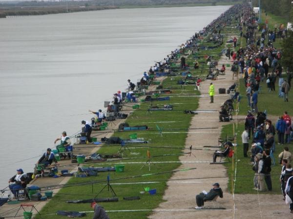 MONDIALI UNGHERIA 2007 CAMPO GARA