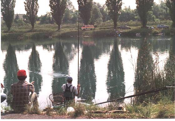 SCARPONI A PESCHIERA GIUGNO 1988 B