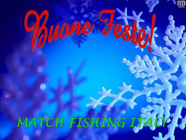 buone feste match fishing