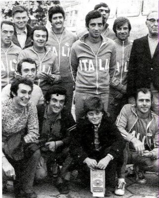 nazionale 1975 polonia