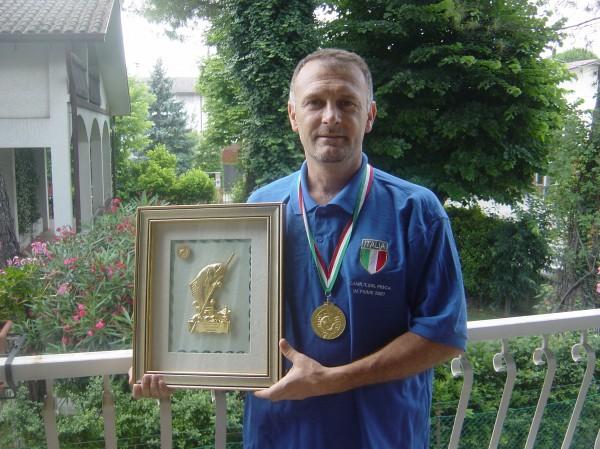 pellacani giuseppe campione italiano fiume  2007