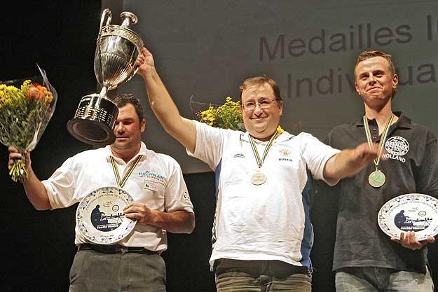 podio mondiale 2009