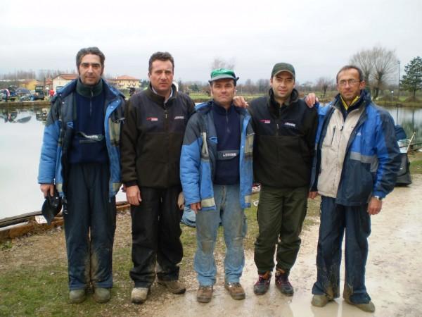squadra A MIRAMARE 03-02-08