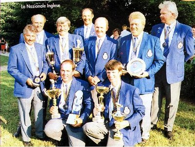 team england 1997