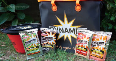 Dynamite baits presenta le nuove pasture Swim Stim Milled Expanders