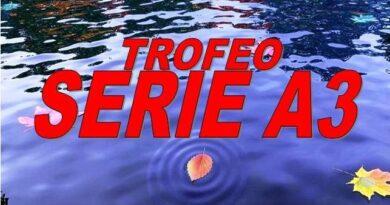 TROFEO DI SERIE A3: BOX DI PROVA